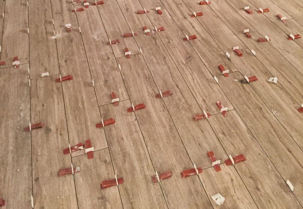 I mattoni gres effetto legno senza fuga esistono sono cioè quelle