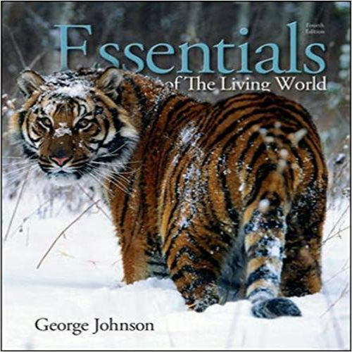 Where can i read essentials of the living world 4th edition.
