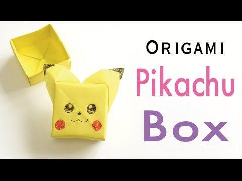 How to Fold a Traditional Origami Box - Masu Box | 360x480