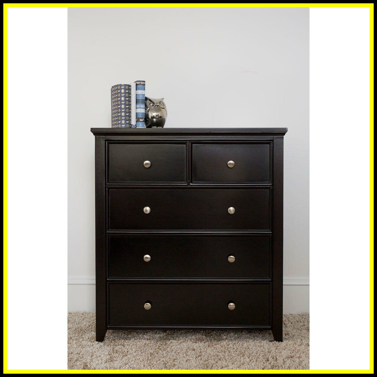 79 Reference Of Wayfair 5 Drawer Chest Of Drawers Baby Dresser Dresser As Nightstand Shoe Rack Furniture [ 1246 x 1246 Pixel ]
