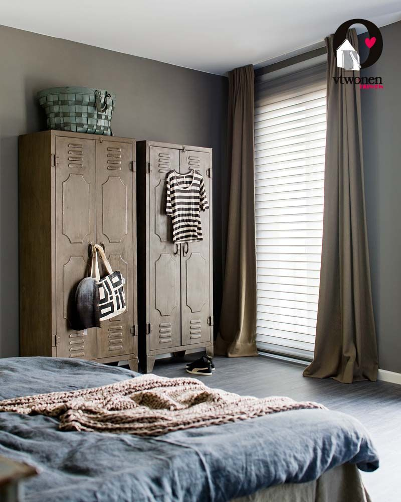 vtwonen gordijnen   Home   Pinterest - Gordijnen, Slaapkamer en ...