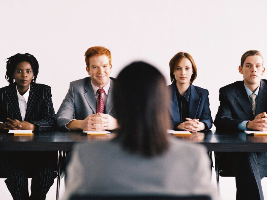 Rookie Mistakes on Your First Job Interview Work stuff - first job interview