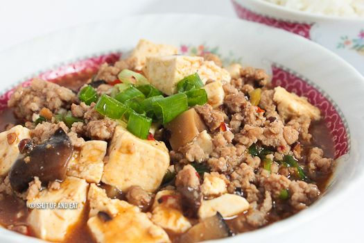 Best mapo tofu recipe asian food pinterest tofu recipes food best mapo tofu recipe forumfinder Gallery