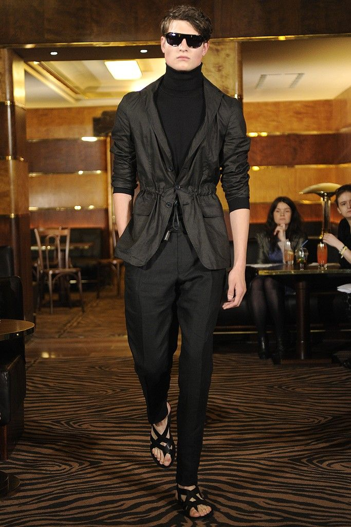 Joseph Abboud London Fashion Week