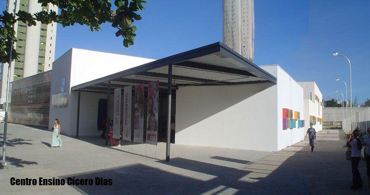 Centro Educacional Cícero Dias - Nave Recife - Pernambuco - 2003
