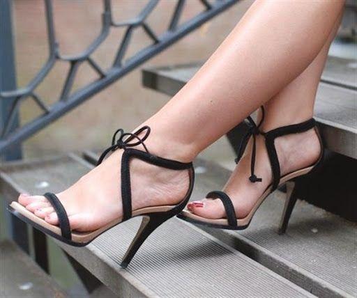 Trend Sepatu Dan Sandal Model Tali Untuk Wanita Dan Anak Terbaru