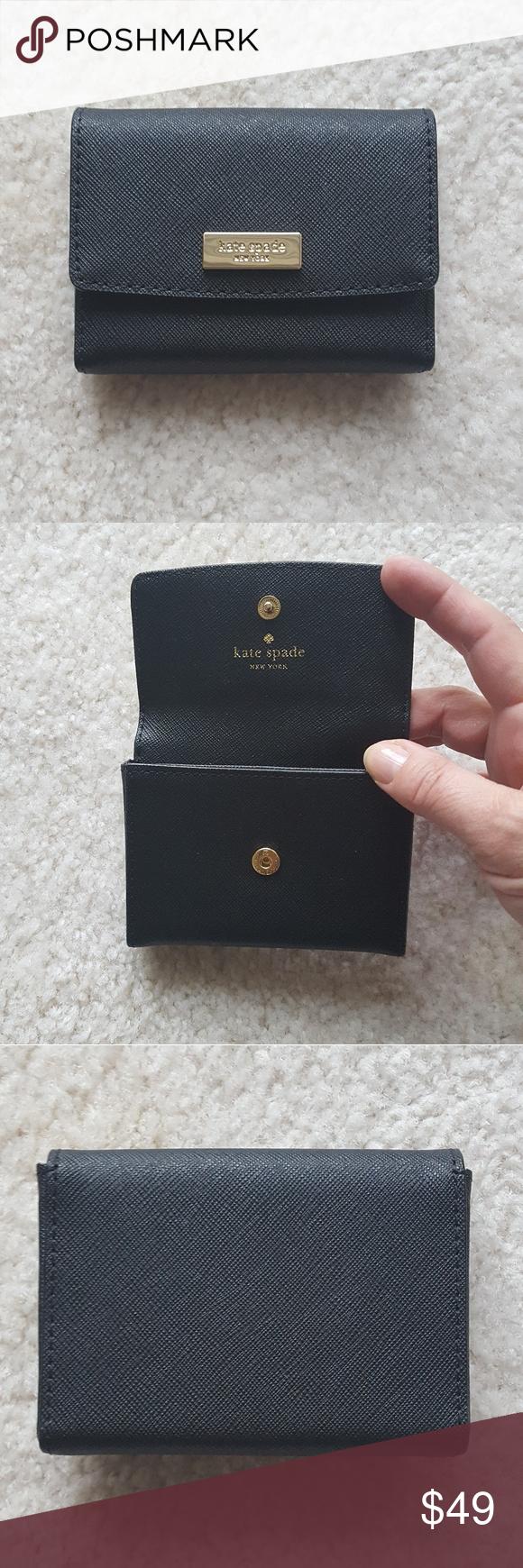 Kate Spade Business Card Credit Card Holder Shopping Card Fashion Tips Fashion Design