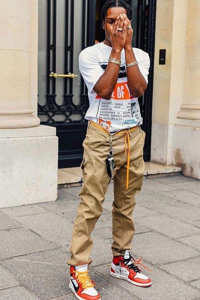 ASAP Rocky - Streetwear