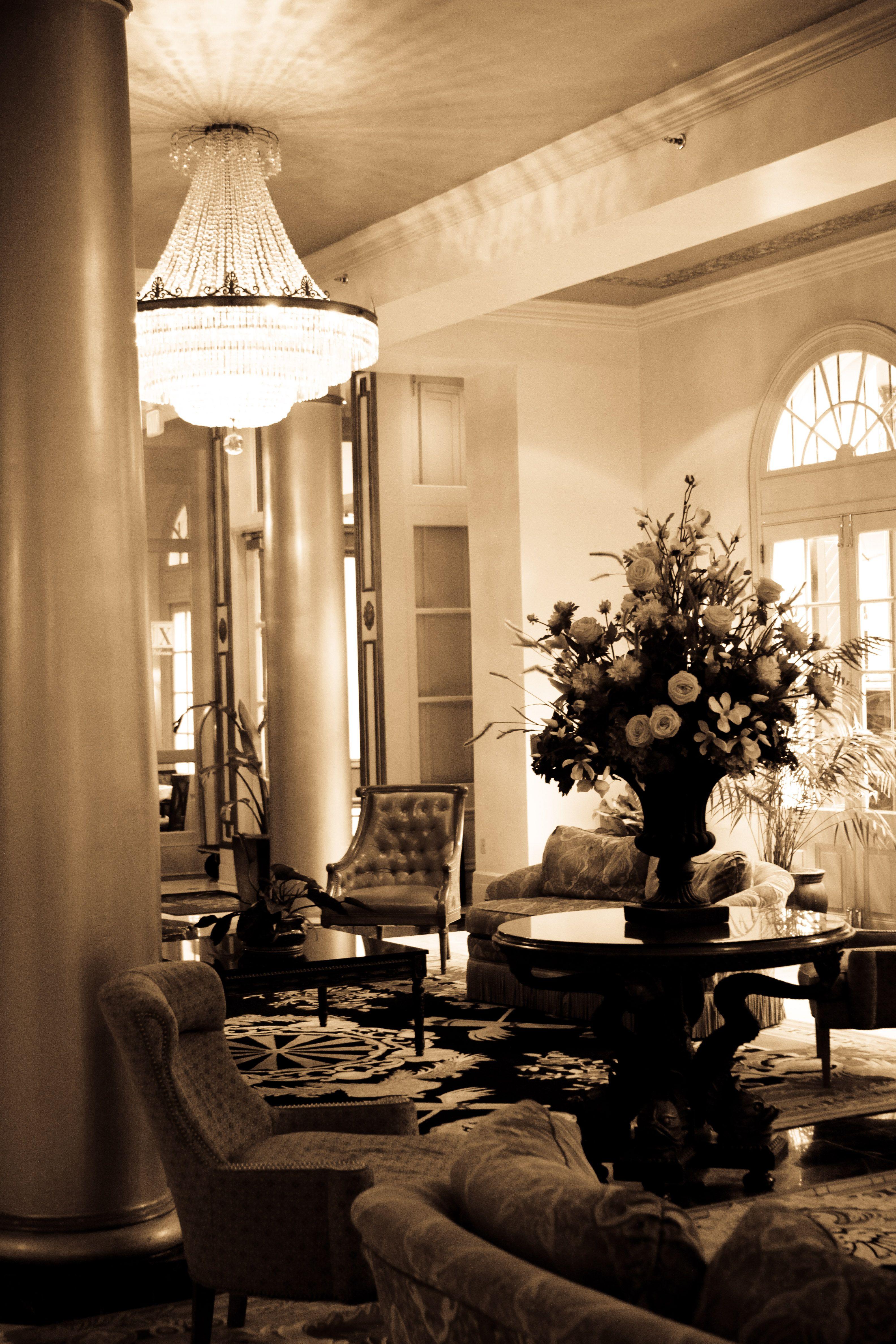 Bourbon Orleans Hotel Lobby