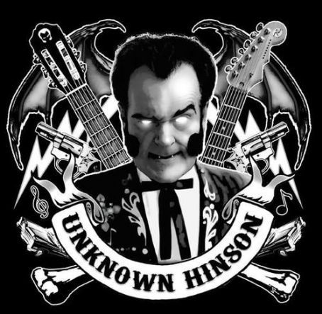 UNKNOWN HINSON Full Moon Poster New SIGNED