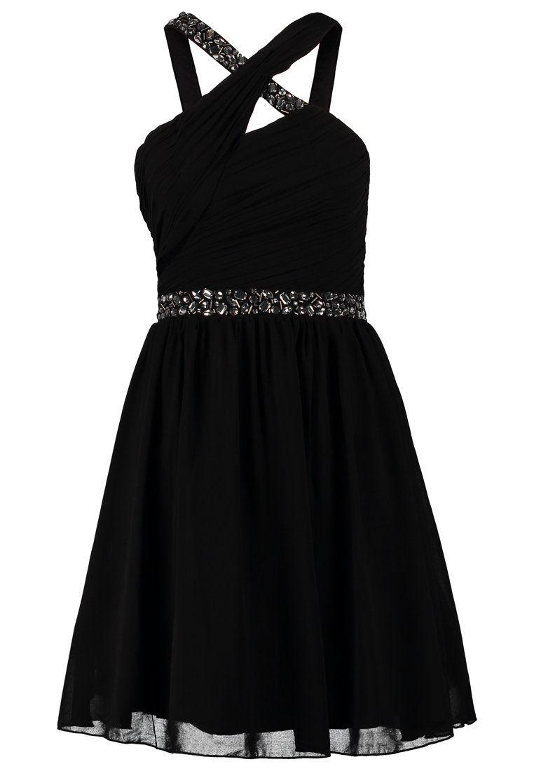 little mistress robe d'été - noir - zalando.fr
