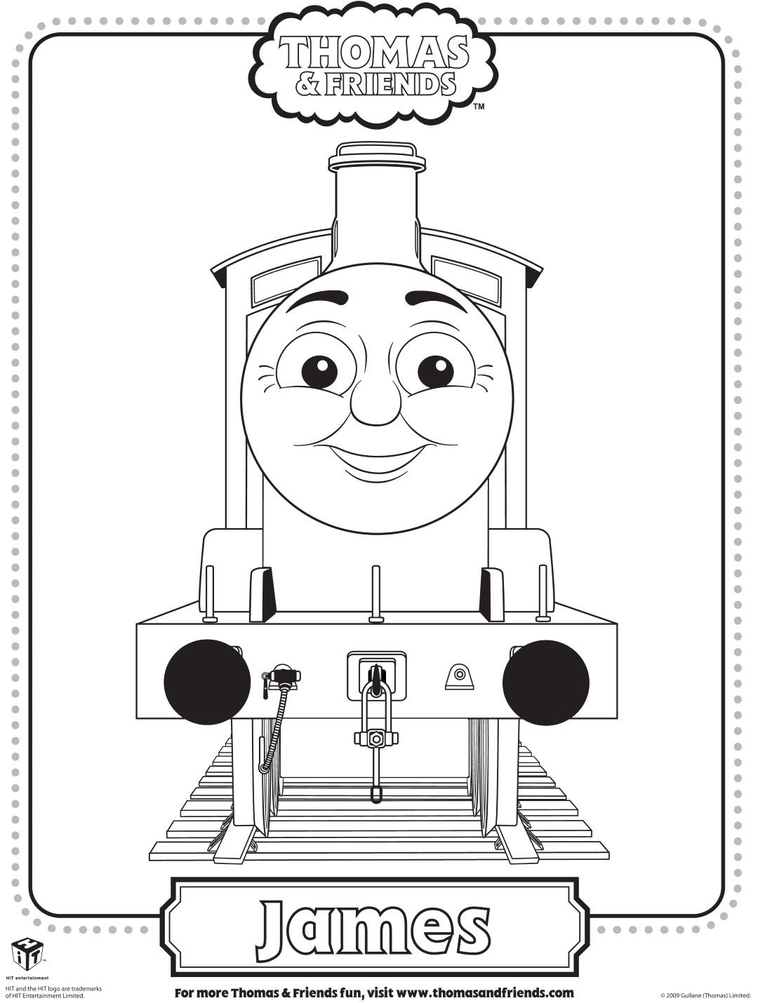 Thomas Coloring Pages Train Coloring Pages Thomas And Friends Thomas The Train