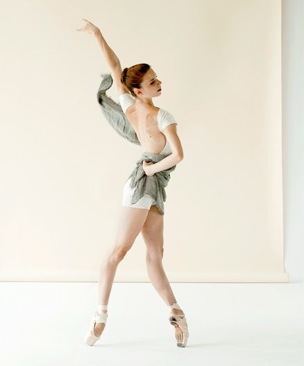 I danced for many years when I was younger. I dreamt of becoming a ballerina. Sometimes I still dream of becoming a ballerina...