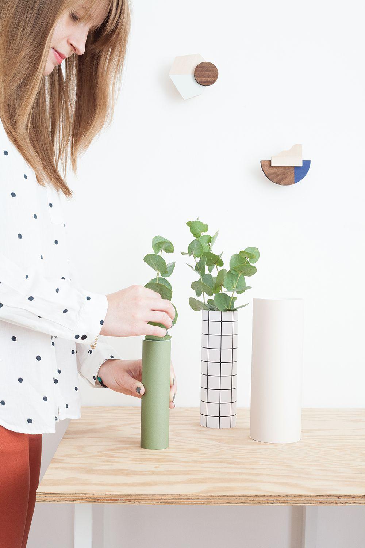 Diy collection vases heju 1 diy pinterest bricolage bricolage d co et - Salon des travaux manuels ...