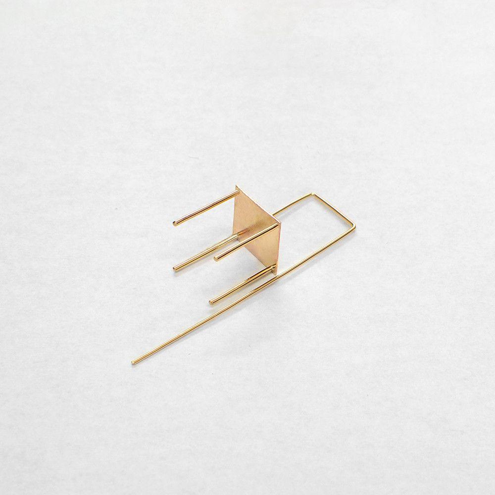 Chair 1 Earring Modern Jewelry Jewelry Earrings