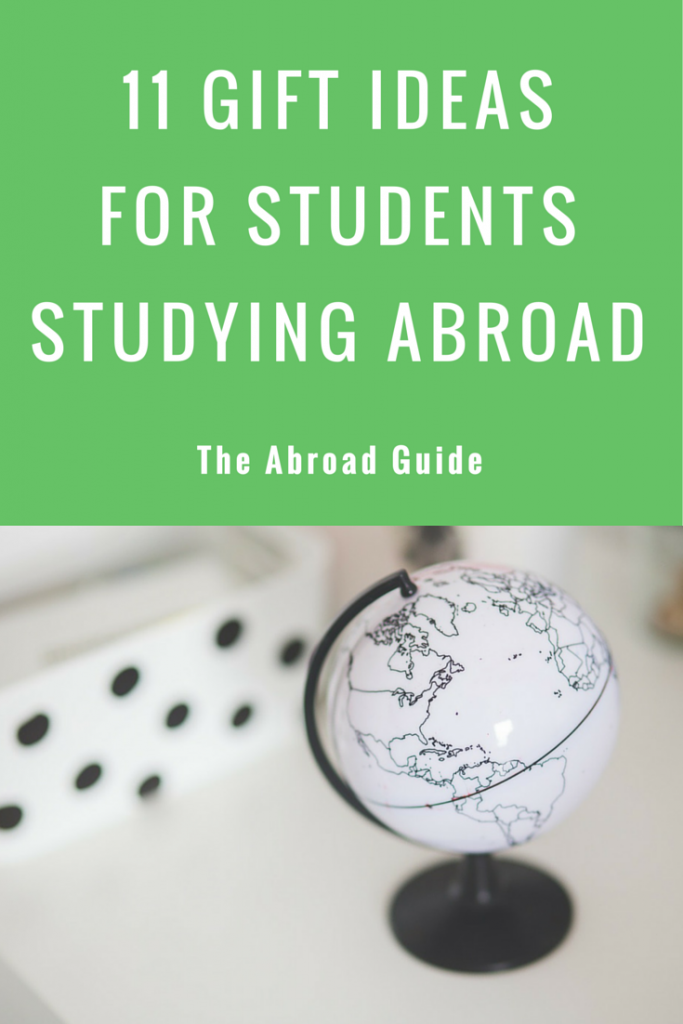 Holiday Gift Guide for College and Study Abroad Students ...