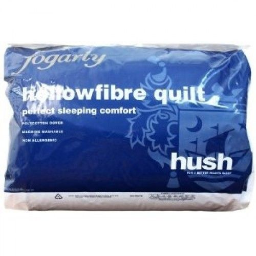 Fogarty 13 5 Tog Hush Hollowfibre Double Duvet Price 32 99