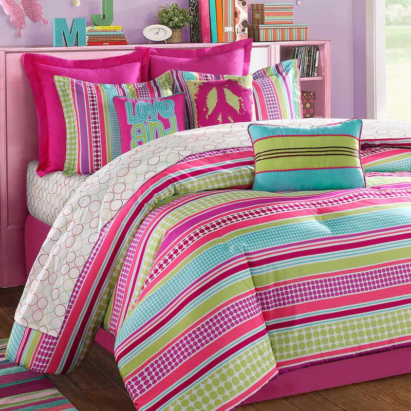 Cute Bedding Teenage Girl Bed Bedroom Comforter Sets Girls