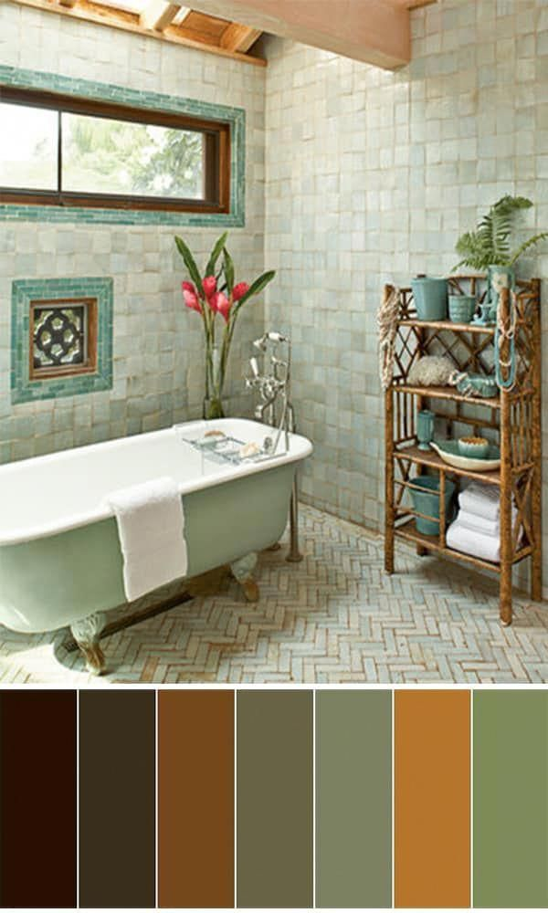 94 premium mid sized rustic bathroom ideas designs on interior paint scheme ideas id=49839