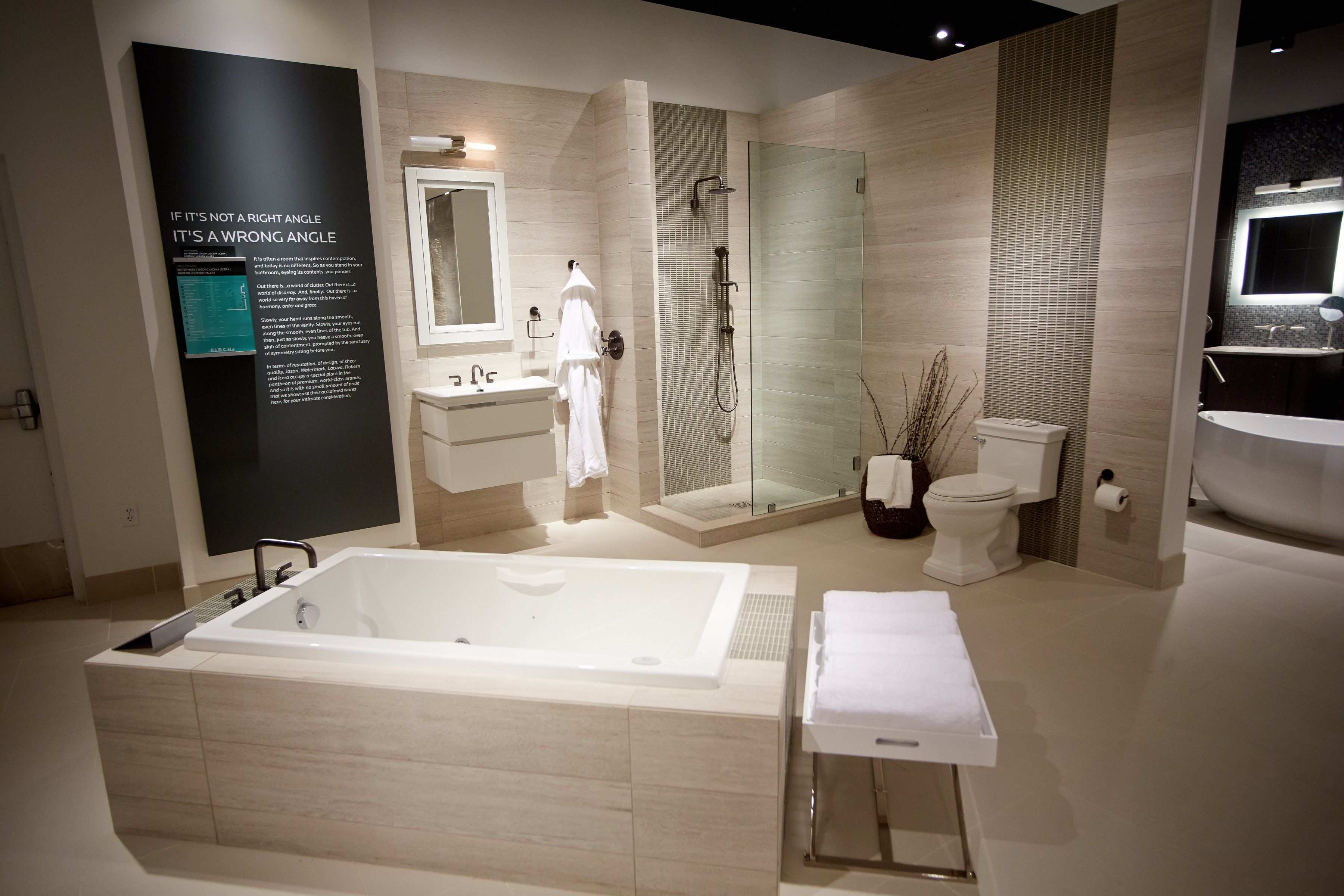 Bathroom Design Bathtubs Pirch Utc Fancy Bathroom Bathroom Showrooms Bathroom Design