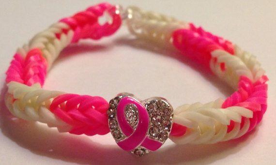9f6c5663a436 Breast Cancer Awareness Bracelet