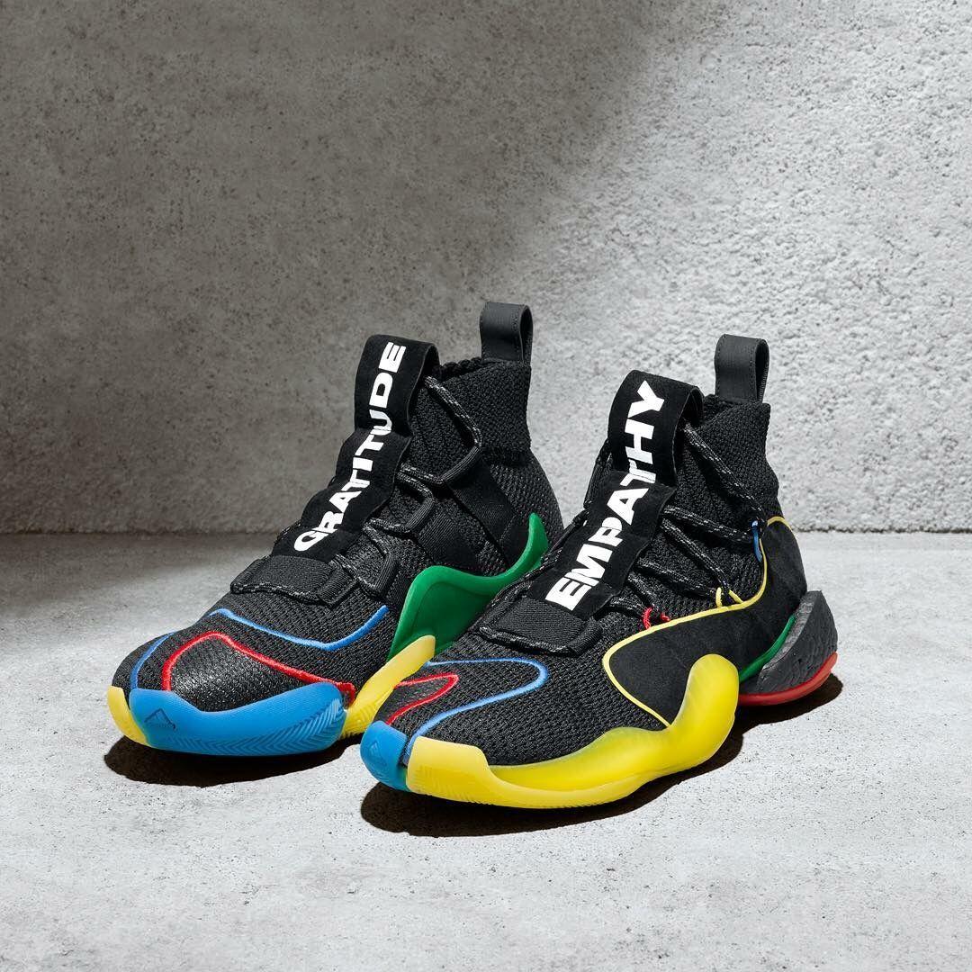Pharrell x adidas Crazy BYW | Chaussure et Mode
