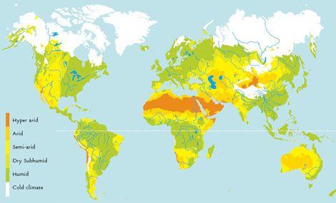 Rain Fall Animated Usa World Maps World Map Of Aridity Zones A - Desertification Us Soil Erosion Map Us