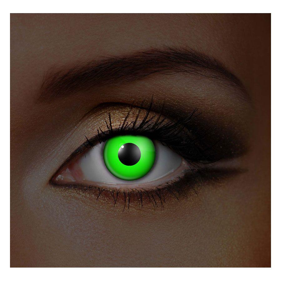 Green Eye Uv Wildcat International Uv Contact Lenses Green Contacts Lenses Contact Lenses