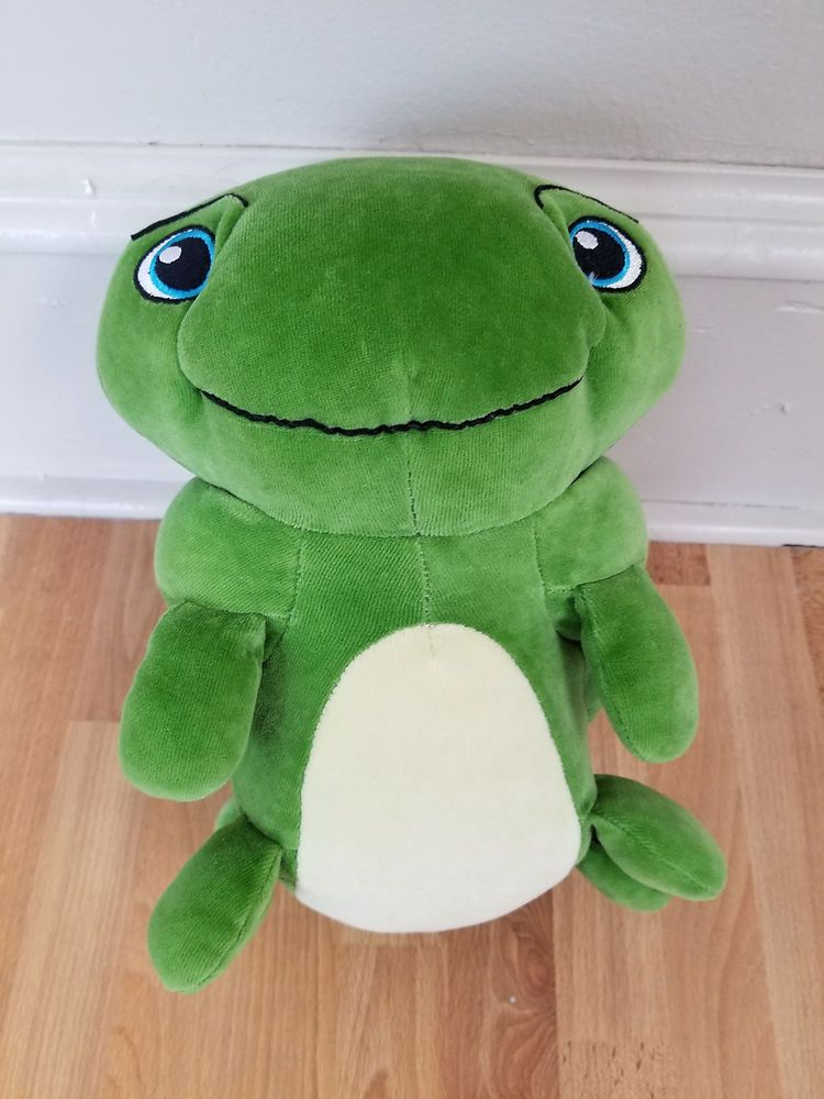 753ec677bc1 RARE Original Daedalic Stofftier Spot Worm Plush from Silence Whispered  World  greatamericantoy