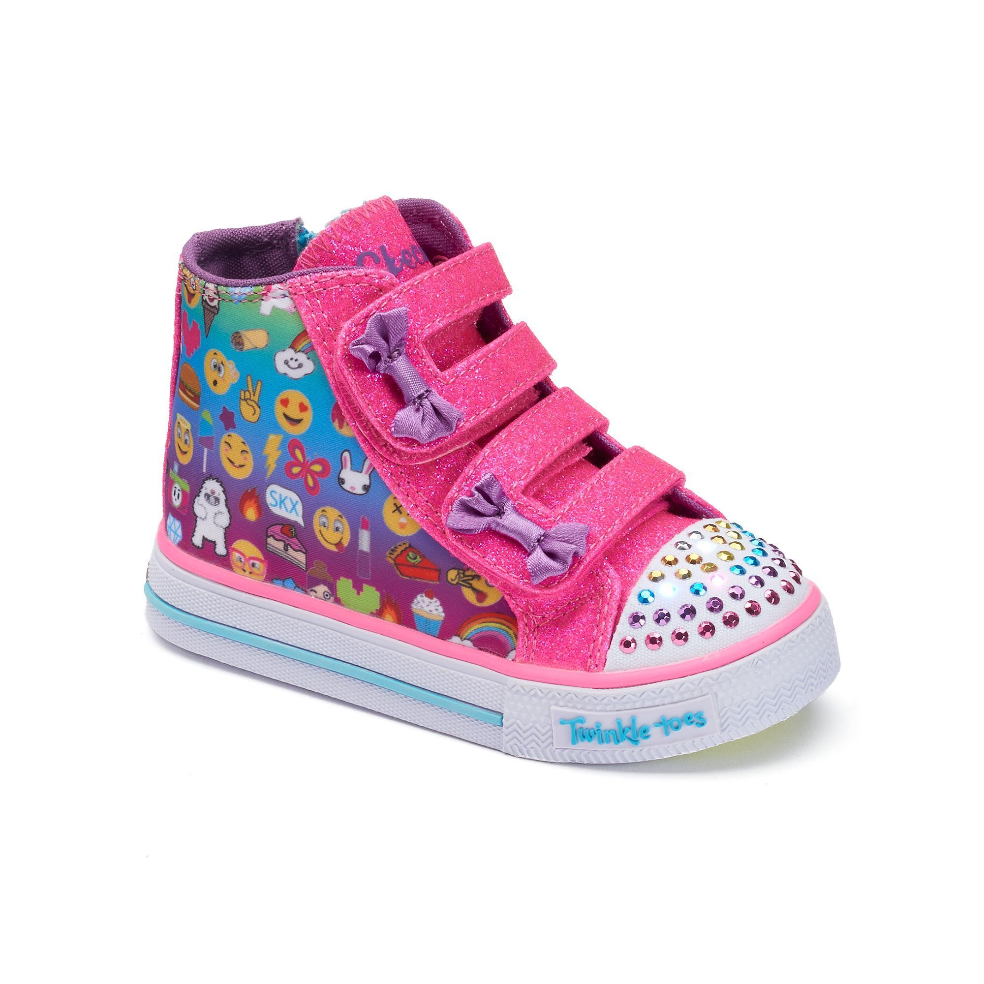 skechers twinkle toes toddler size 6