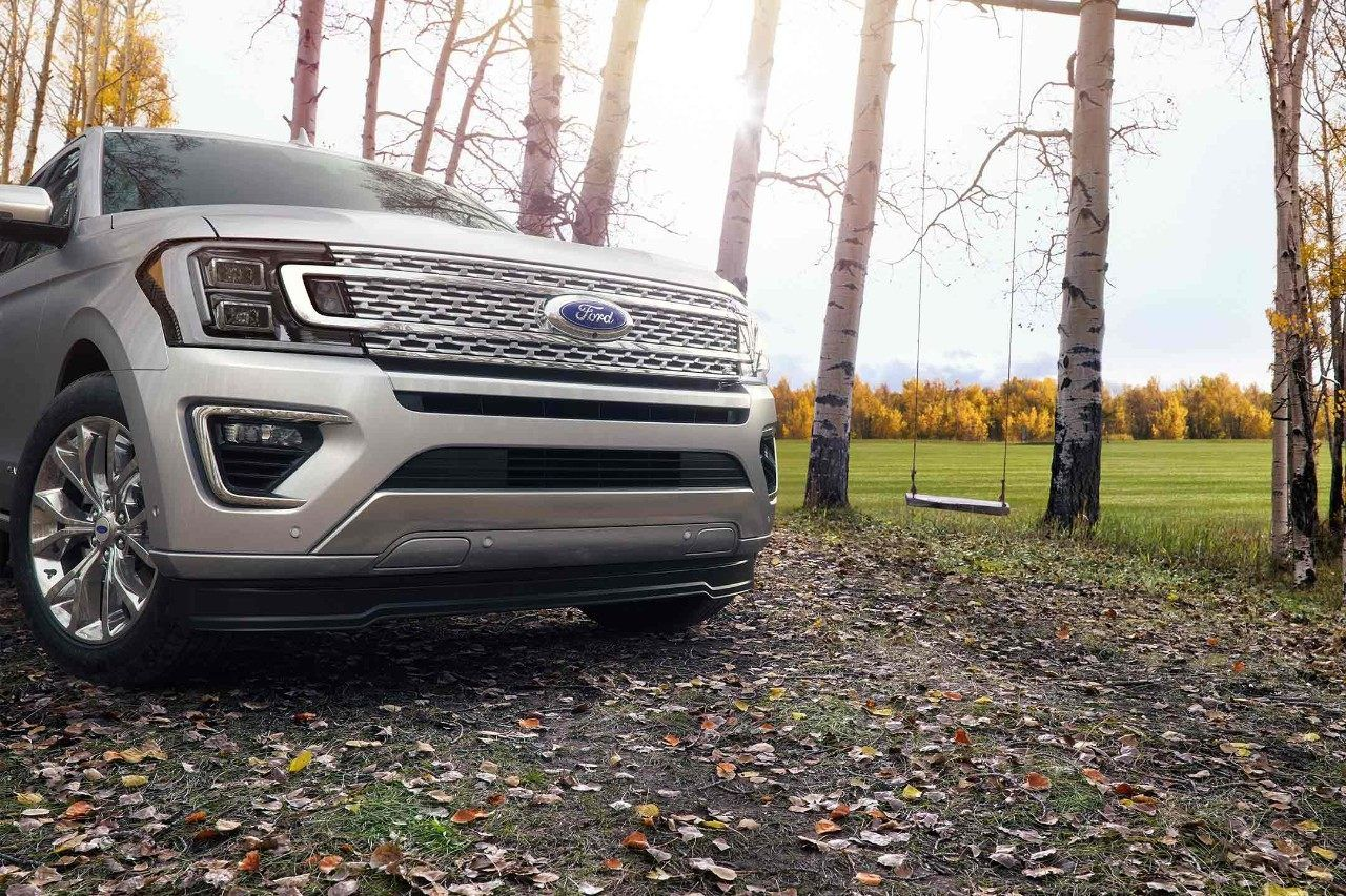 2018 Ford Expedition Platinum Grille Ford Expedition Expedition Ford