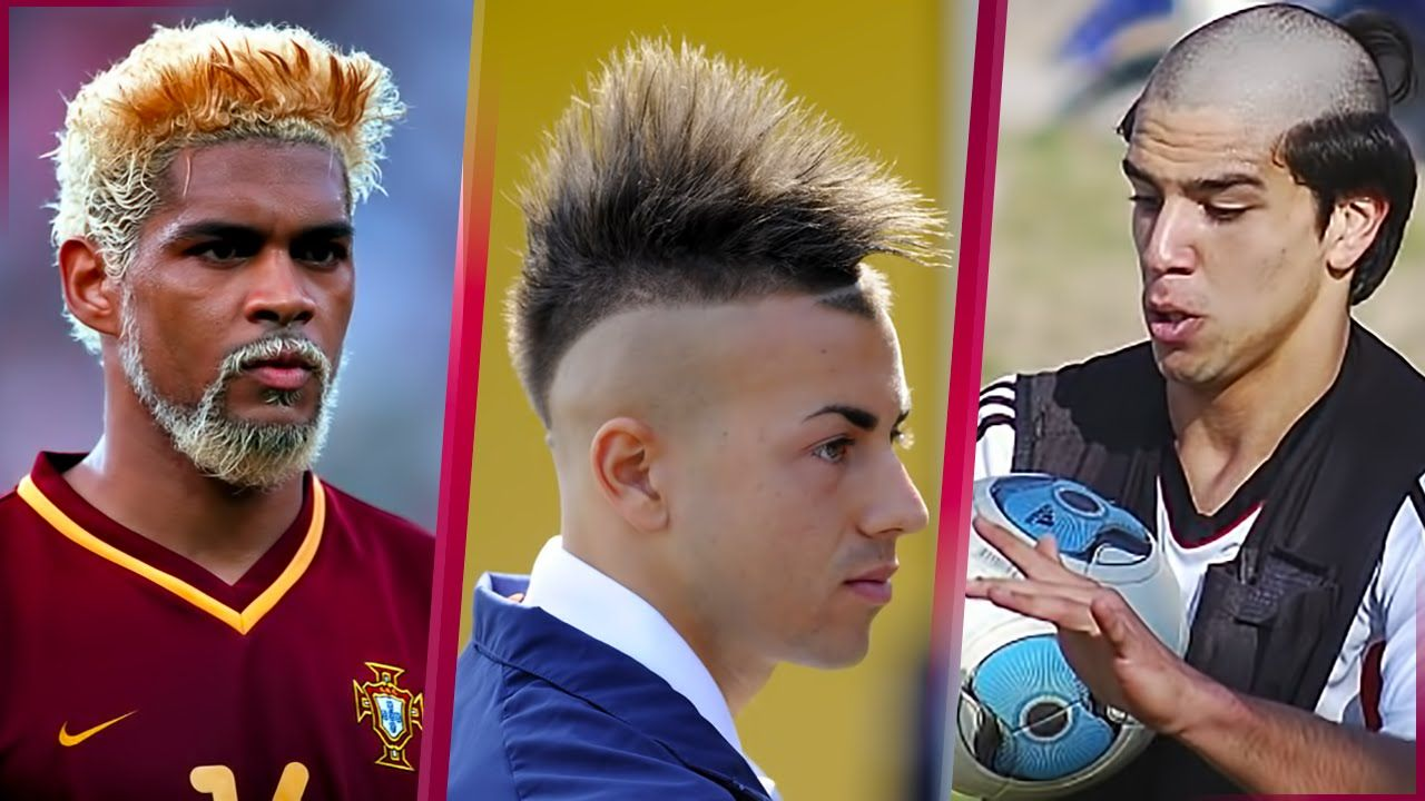 Are u stupid how the hell is el shaarawys us hair ugly football