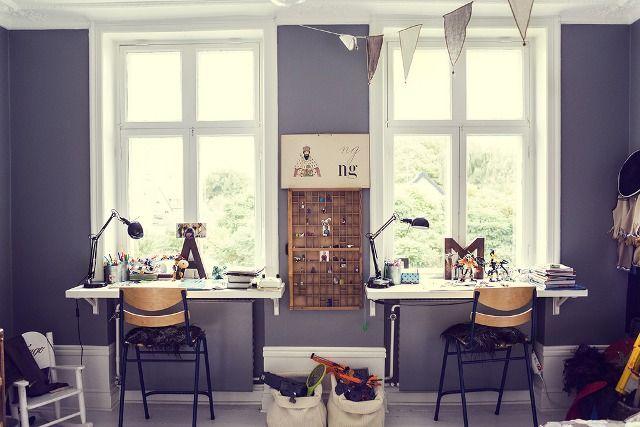 ma maison scandinave: Une maison de famille détendue, l'atmosphère à Malmö