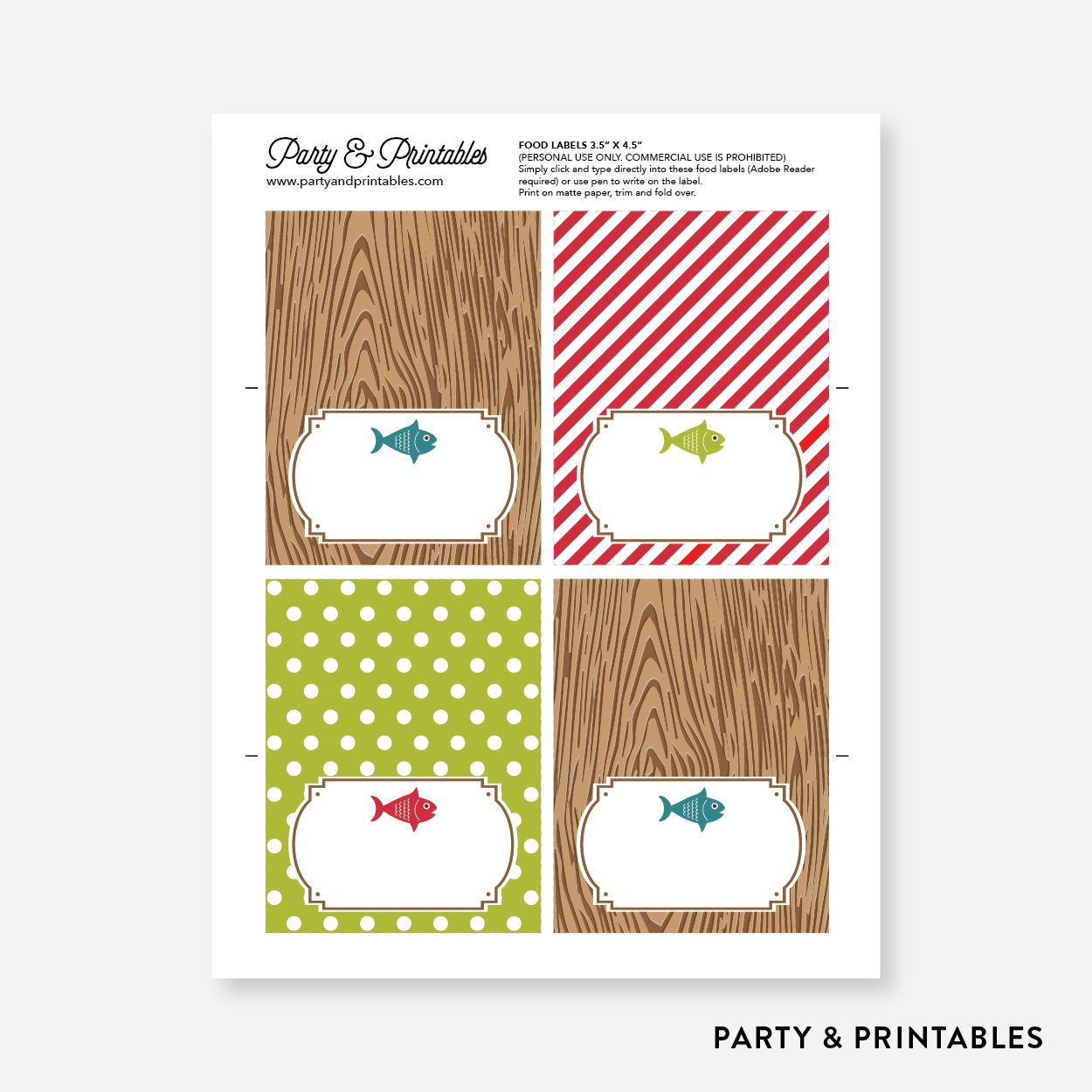 http://catchmyparty.com/blog/i-love-fishing-fathers-day-free-printables