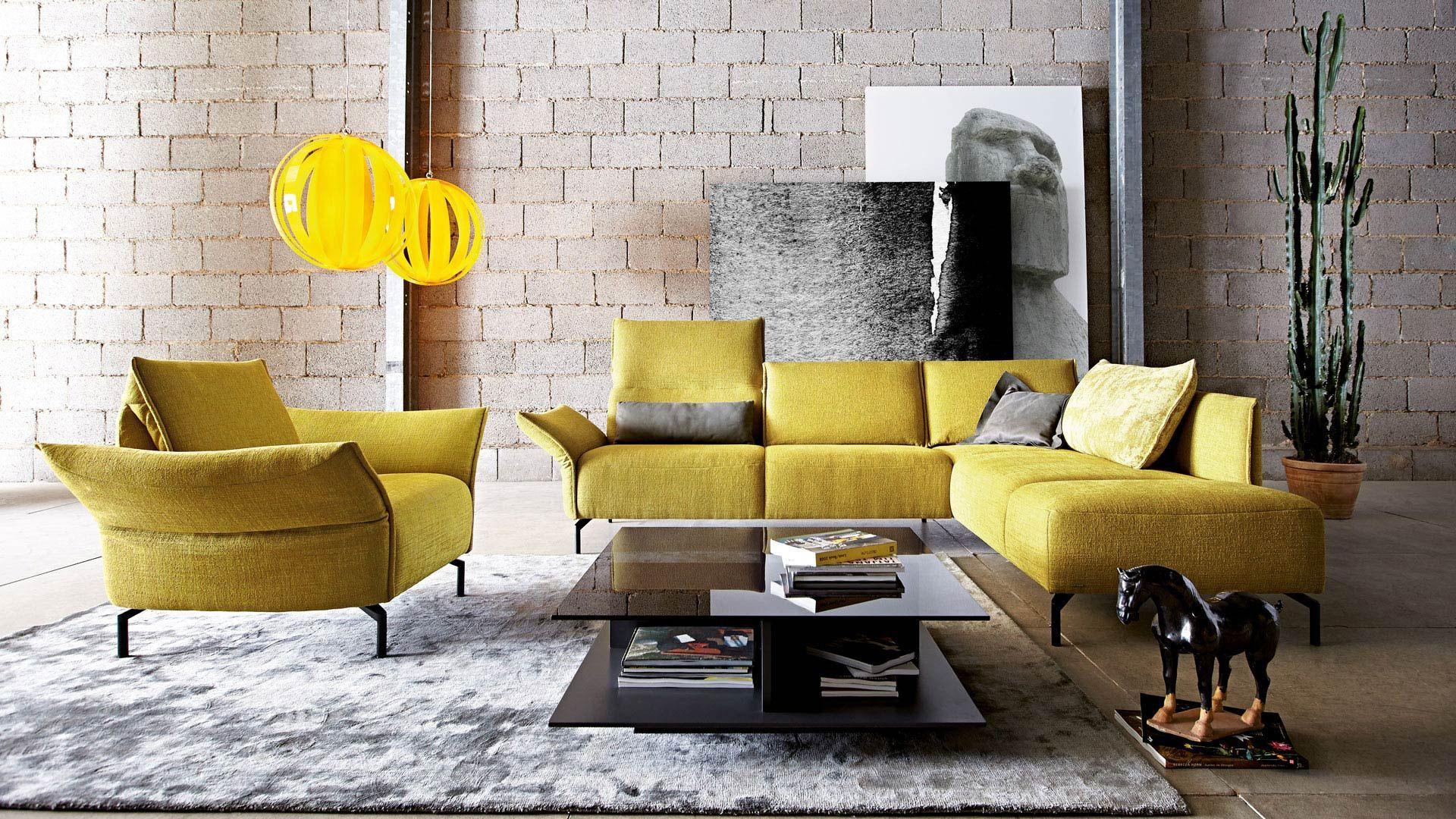 Koinor Vanda F U R N I T U R E Sofa Living Room Room