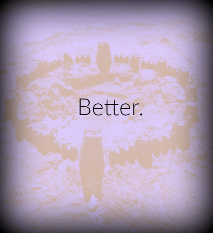 Better.   Writing Miracles #poetry #prose #daniellescruton