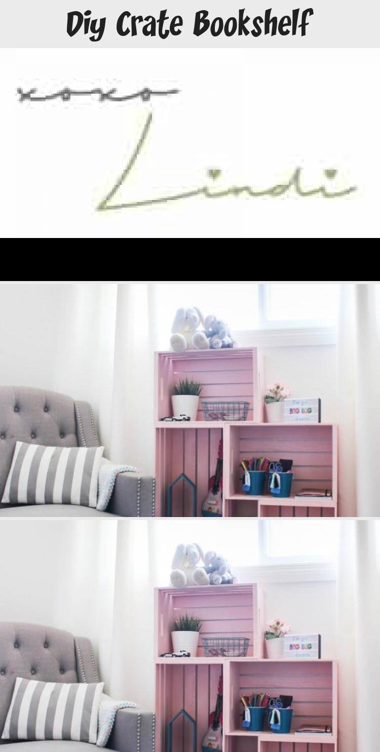 Photo of Diy Crate Bookshelf – Best Diy