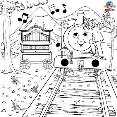 July 2012 Train Thomas The Tank Engine Friends Free Online Games And Toys For Kids Train Coloring Pages Art Activities Coloring Pages