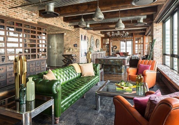 Green Leather Chesterfield Sofa Best Living Room Design Chesterfield Sofa Design Living Room Designs