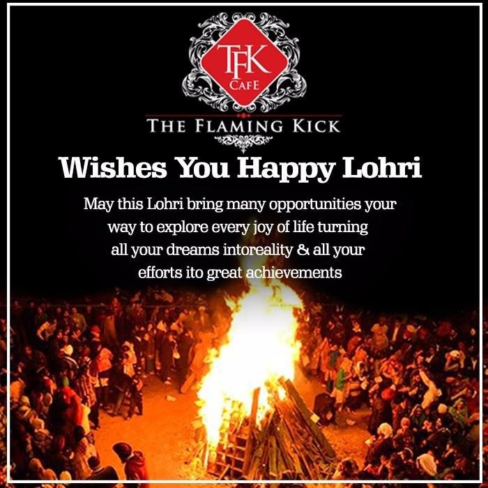 Let the vibrancy and colour of lohri brighten up your life. HAPPY LOHRI. The Flaming Kick #lohri #colours #happiness #prosperity #enjoy