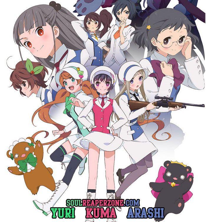 Yuri Kuma Arashi Bluray [BD] Anime eng sub, Anime, Anime