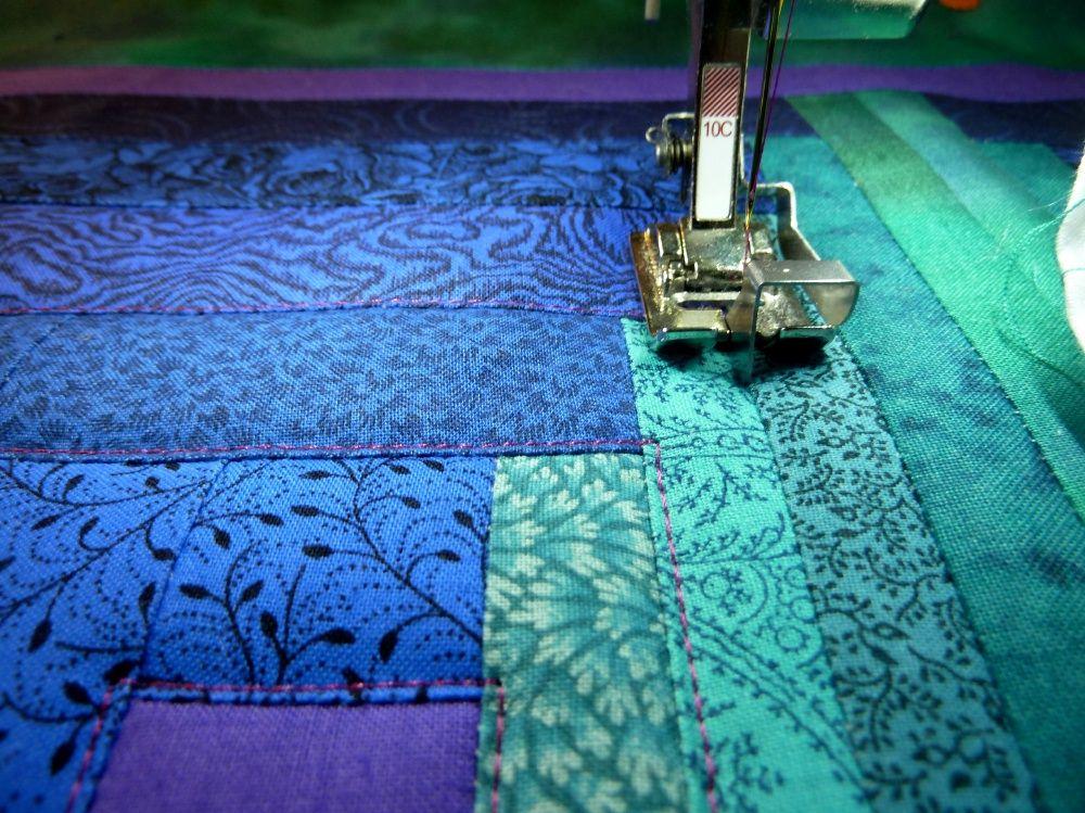 Photo of Patchworken für Anfänger: Einfache Muster, Stoffmengen berechnen, bügeln » BERNINA Blog