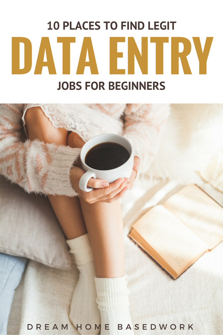 The Best 10 Entry Level Typing Jobs For Beginners | Typing jobs ...