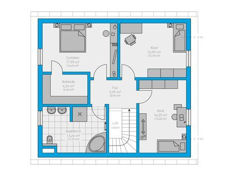 Linea 162 Haus grundriss, Haus, Haus ideen