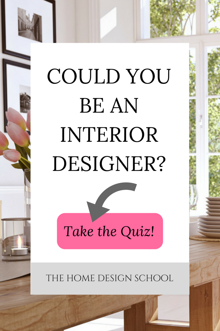 could i be an interior designer quiz