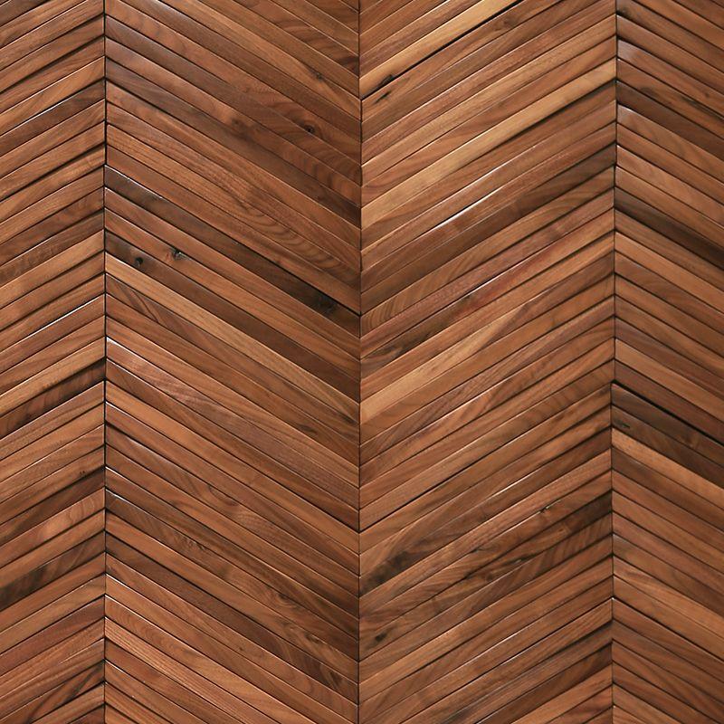 Ark Chevron Duchateau Duchateau Wall Coverings Wood Wall