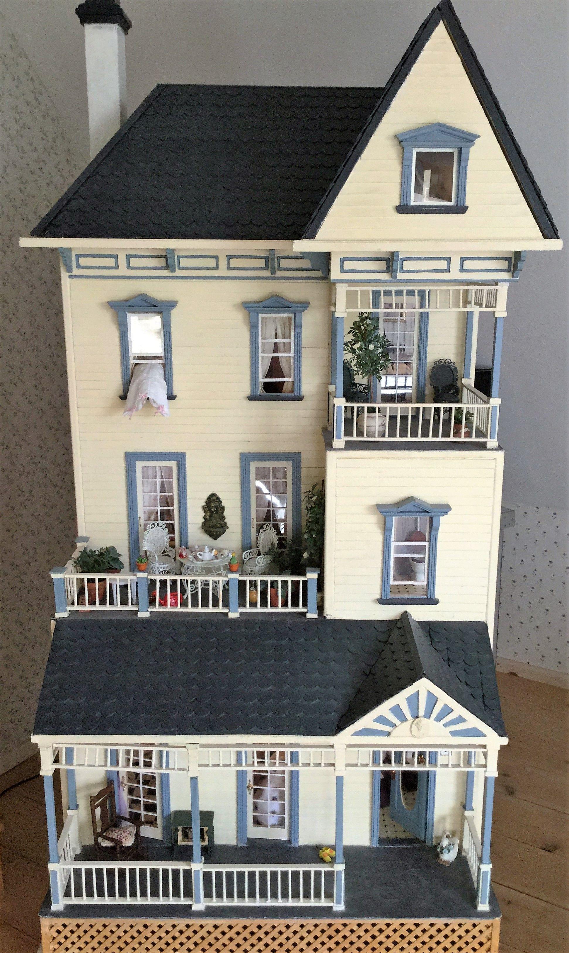 Pin de Julie Schippers en Mystical Miniatures | Pinterest | Casas de ...