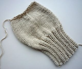 Mack and Mabel: Baby Mittens Knitting Pattern | Baby ...