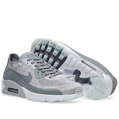 Nike Air Max 90 Ultra 2.0 Flyknit comfortable Men's sports Outdoor Hiking shoesS