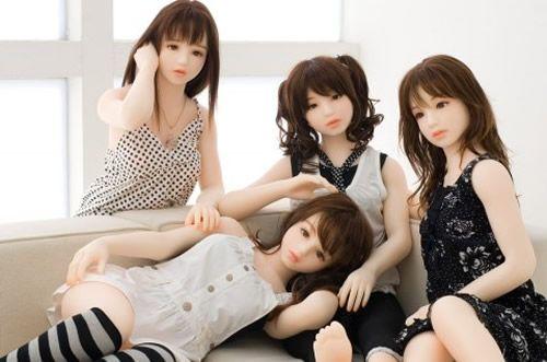 dolls Japanese love
